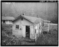TYPE C HOUSE NO. 3, LOOKING SOUTH - Trammel Middle Camp, Trammel, Dickenson County, VA HABS VA,26-TRAM,1-19.tif