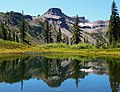 Table Mountain refected. Mount Baker area.jpg