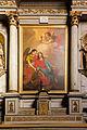 Tableau du retable de la chapelle de la Sainte-Famille de la basilique Saint-Sauveur, Dinan, France.jpg