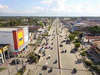 Tacurong Component City in Soccsksargen, Philippines
