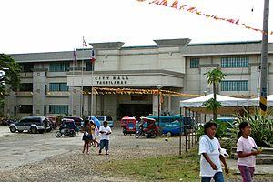 Tagbilaran - City Hall of Tagbilaran before its renovation