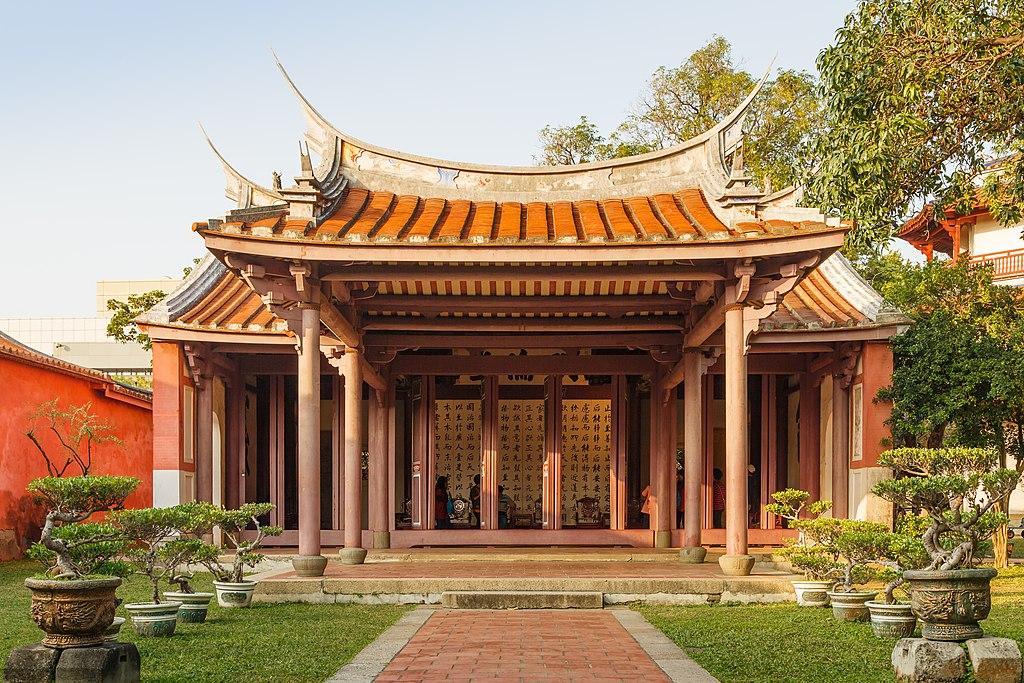 Tainan Taiwan Confucius-Temple-06