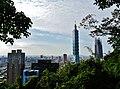 Taipeh Blick vom 95 Mountain 1.jpg