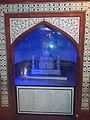 Taj Mahal Model in science musem delhi.jpg