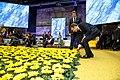Tallinn Digital Summit. Round table Xavier Bettel, Emmanuel Macron (37343573226).jpg