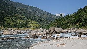 Tamur River - Image: Tamur River