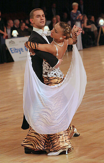 Tango-ballroom-competition