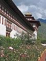 Tashichho Dzong Fortress in Thimphu during LGFC - Bhutan 2019 (125).jpg