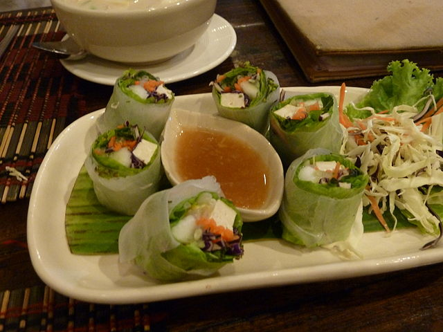 Thai Vegetarian Food Festival