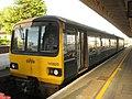 Taunton - GWR 143620 in platform 6.JPG