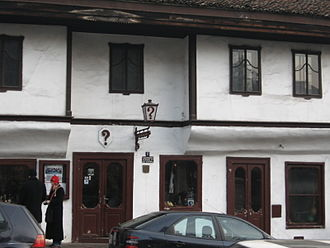 ? (bistro) - Image: Taverne ? à Belgrade