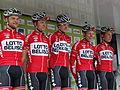 TdB 2014 - Équipe Lotto-Belisol U23 (2).jpg