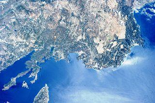 Teke Peninsula