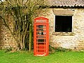 Telephone Box, Old Byland - geograph.org.uk - 117332.jpg