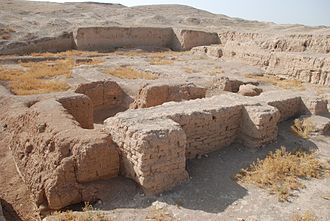 Tell Brak - Palace of Naram-Sin.