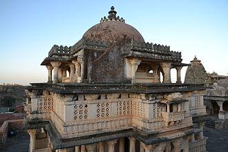 Kumbhalgarh - Jain Temples in the fort
