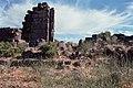Temple of Zeus Megistos, Qanawat (قنوات), Syria - Remains of north façade - PHBZ024 2016 3591 - Dumbarton Oaks.jpg