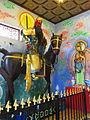 Ten Thousand Buddhas Monastery, Guan Yu statue (Hong Kong).jpg