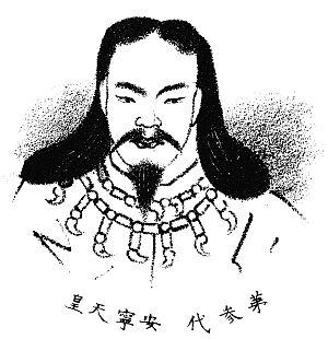 Emperor Annei - Image: Tennō Annei thumb