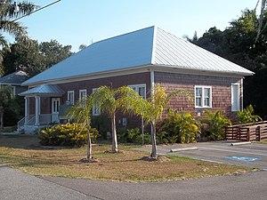 Terra Ceia Village Improvement Association Hall - Image: Terra Ceia FL VIA Hall 01