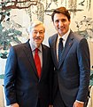 Terry Branstad with Justin Trudeau - 2017 (24042076627).jpg