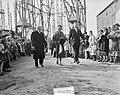 Tewaterlating Zweeds schip Kungsholm. Prinses Sybilla van Zweden doopt schip, Bestanddeelnr 905-3691.jpg
