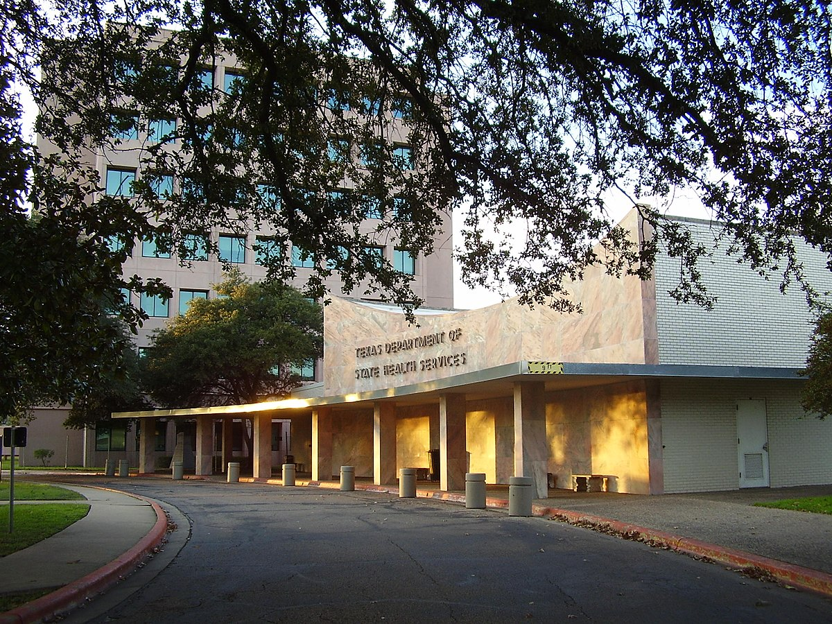 Texas Department Of State Health Services Wikipedia