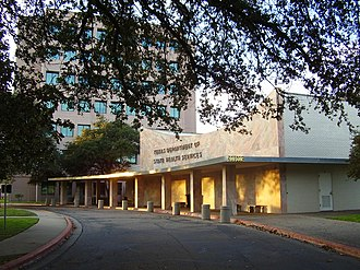 Texas Department of State Health Services - Headquarters of the Texas Department of State Health Services