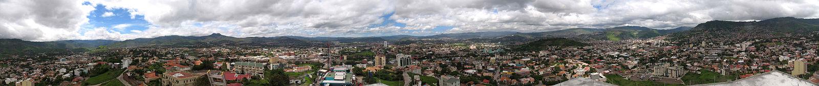 תצלום פנורמי של העיר (לצפייה הזיזו עם העכבר את סרגל הגלילה בתחתית התמונה)