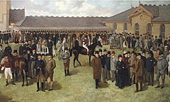 The Birdcage at Newmarket on 2000 Guineas Day.jpg