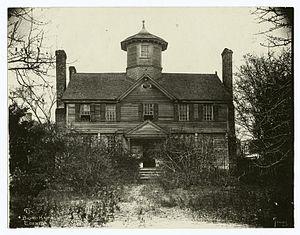 Chowan County, North Carolina - The Bond House, Edenton, Chowan County, c. 1920