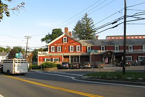 The Brewmaster's Tavern, Williamsburg, Massach...