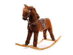 The Childrens Museum of Indianapolis - Rocking Horse.jpg
