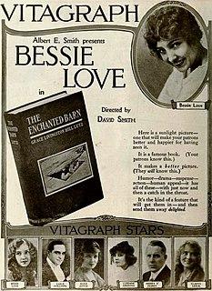 <i>The Enchanted Barn</i> 1919 silent film by David Smith
