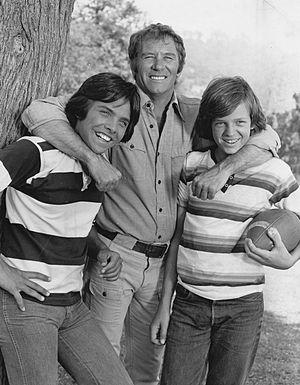 The Fitzpatricks - L-R: Clark Brandon, Bert Kramer, and Jimmy McNichol (1977)