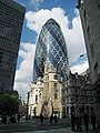 The Gherkin, 30, St Mary Axe, London - geograph.org.uk - 1280849.jpg