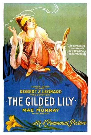The Gilded Lily (1921 film) - Theatrical release poster