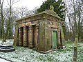 The Gillow mausoleum, Thurnham (geograph 1675819).jpg