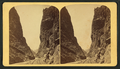The Grand Cañon of the Arkansas, from Robert N. Dennis collection of stereoscopic views.png
