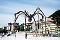 The Guggenheim Bilbao spider sculpture 02-2005.jpg