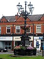 The Jubilee Fountain and Lamp Standard, Fountain Place - geograph.org.uk - 1472744.jpg
