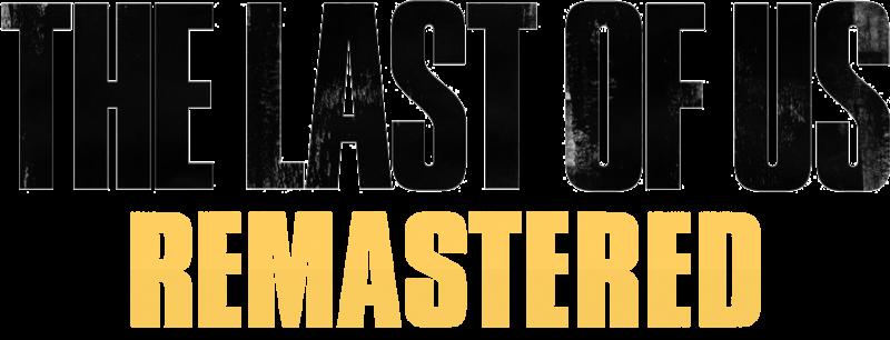 Archivo:The Last of Us Remastered logo.png - Wikipedia, la enciclopedia  libre