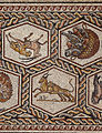 The Lod Mosaic (detail), Israel Antiquities Authority.jpg