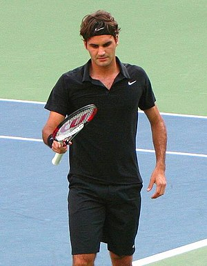 crop of Roger Federer wins the 2009 Wimbledon