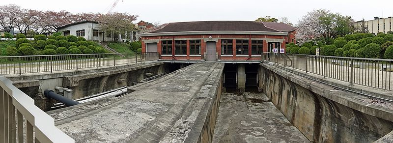 File:The Old Mikawashima Sanitary Sewage Disposal Plant (5).JPG