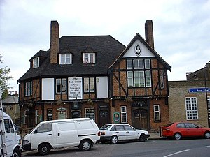 Nunhead - The Old Nuns Head, Public House