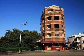 Palisade Hotel - Palisade Hotel in 2007