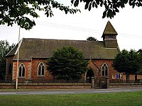 The Parish church of St Thomas, Hanwood - geograph.org.uk - 195460.jpg