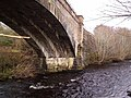 The Railway Bridge crossing the River Glass Evanton - geograph.org.uk - 110264.jpg