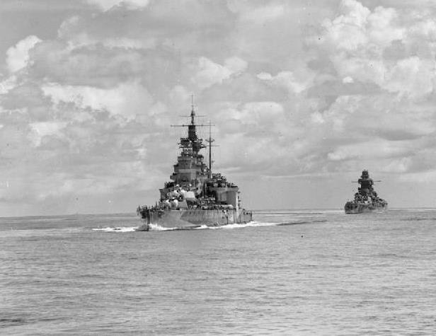 The Royal Navy during the Second World War A23483 cropped